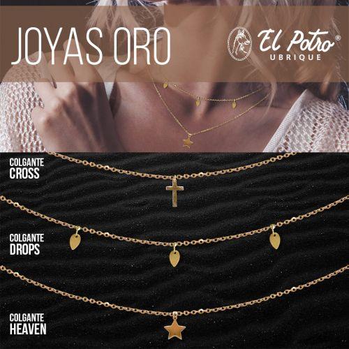 JOYAS DE ORO EL POTRO | 3  COLLARES ORO