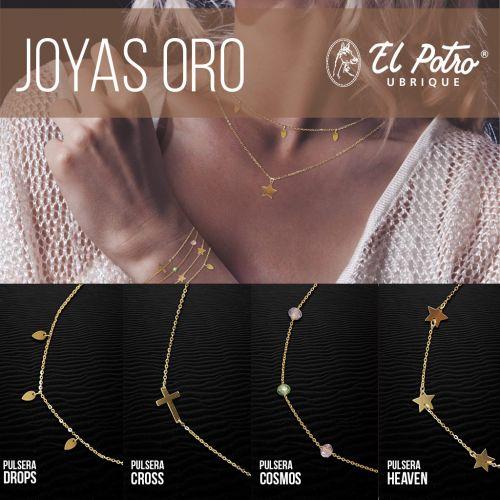 JOYAS DE ORO EL POTRO | 4  PULSERAS ORO