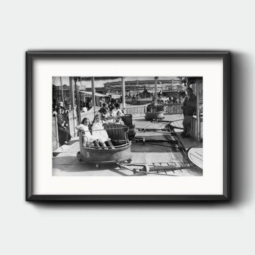 Ferias de las fiestas del Pilar en 1934