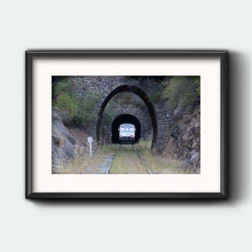 Túnel del Canfranc