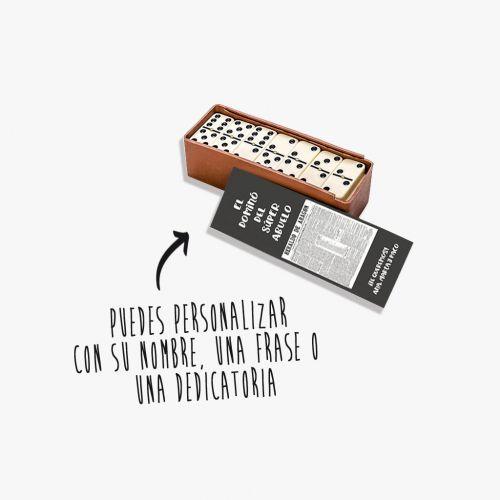 DOMINÓ CON PORTADA HERALDO
