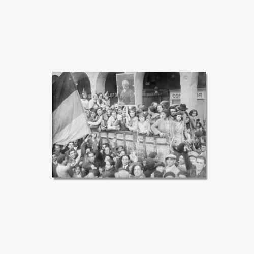 REPUBLICA 1931 - FOTO EXPOSICIÓN 125 ANIVERSARIO