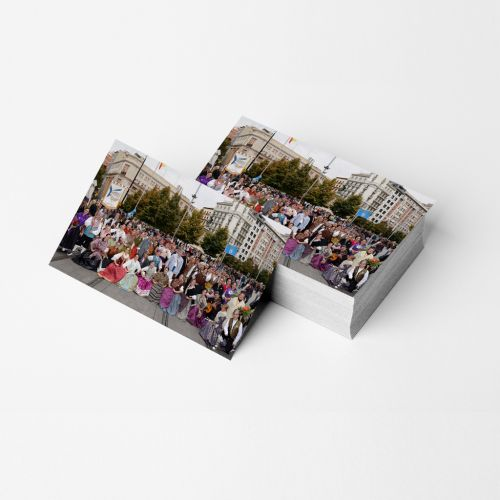 Foto Ofrenda en papel fotográfico de 20 x 30 cm