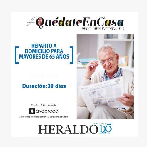 HERALDO EN CASA -30 DÍAS #QuédateEnCasa