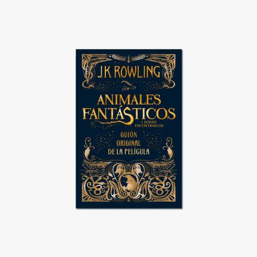 Libro Animales Fantásticos