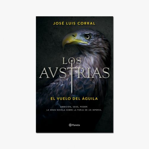 Libro Los Austrias. El vuelo del águila.