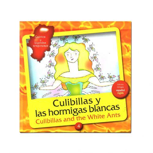Cuento Culibillas y las hormigas blancas +CD audiolibro bilingüe