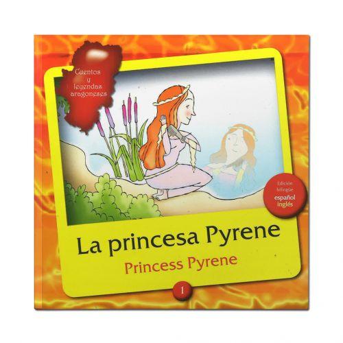 Cuento La princesa Pyrene + CD audiolibro bilingüe