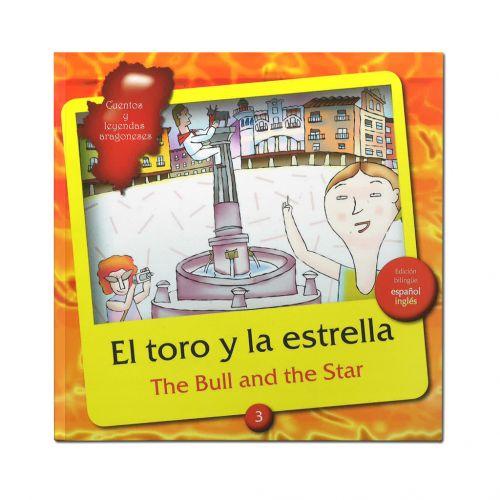 Cuento El toro y la estrella + CD audiolibro bilingüe
