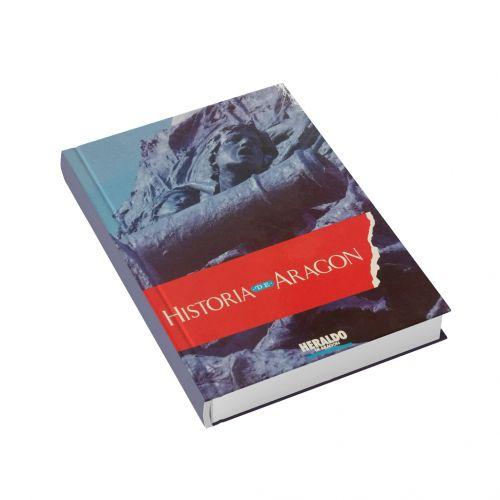 Libro Historia de Aragón