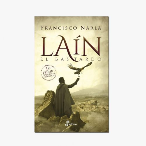 Libro Laín el bastardo - Premio narrativa histórica