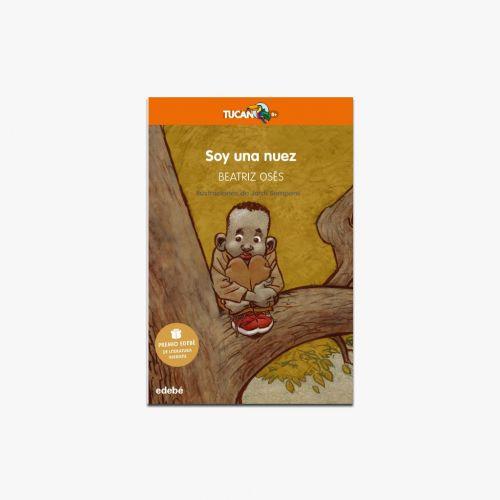 Libro infantil SOY UNA NUEZ