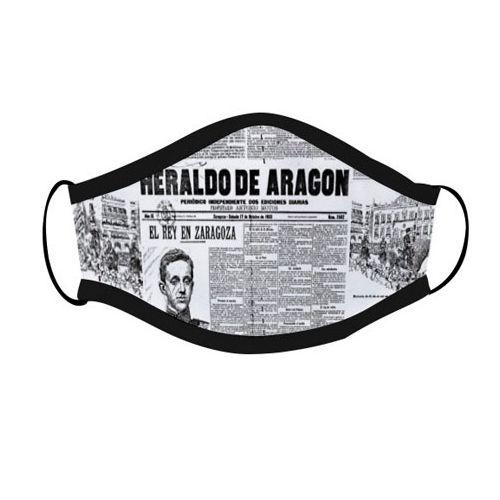 Mascarilla  TU PORTADA HERALDO
