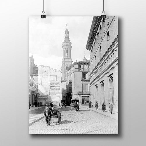 Calle del Pilar, Zaragoza