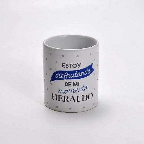 Taza Heraldo de Aragon - Disfrutando