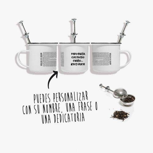 TAZA VINTAGE INFUSIONES - PORTADA HERALDO