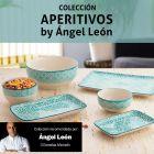 Colección de aperitivos recomendada por el chef Ángel León.