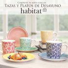 TAZAS Y PLATOS DE DESAYUNO