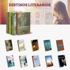 Lote 10 libros novela -Destinos Literarios 1ª parte
