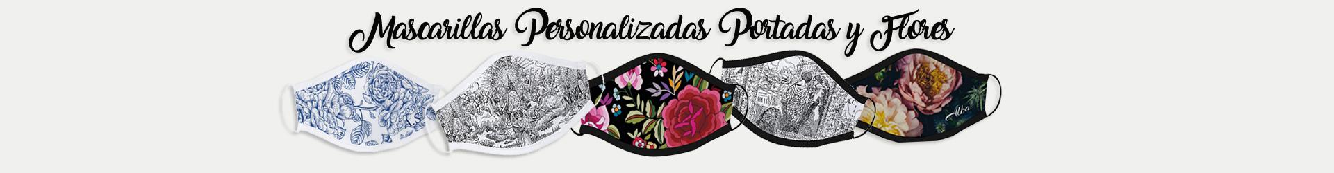 Mascarillas personalizadas Heraldo de Aragón en homenaje Ofrenda y a la Virgen Pilar